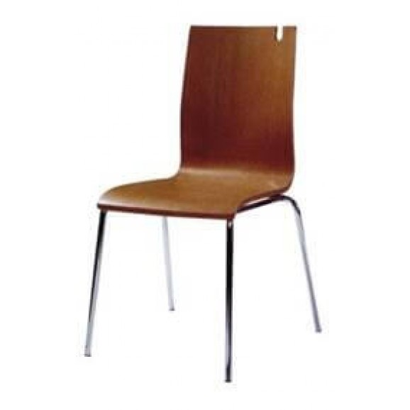 Bent Wood Chair 10