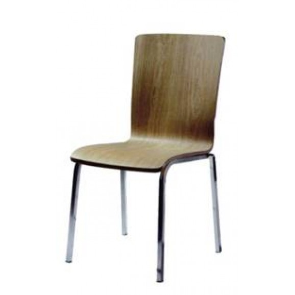 Bent Wood Chair 1