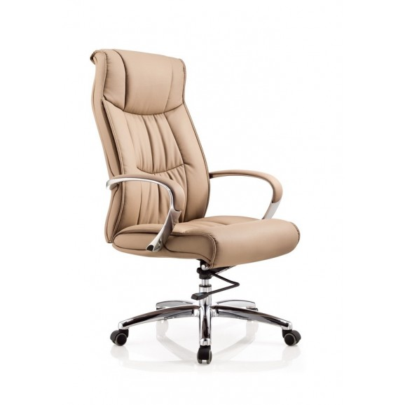 Executive Ergonomic Office Leather Chair