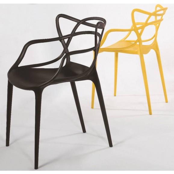 Polypropylene/ Acrylic Chair 4