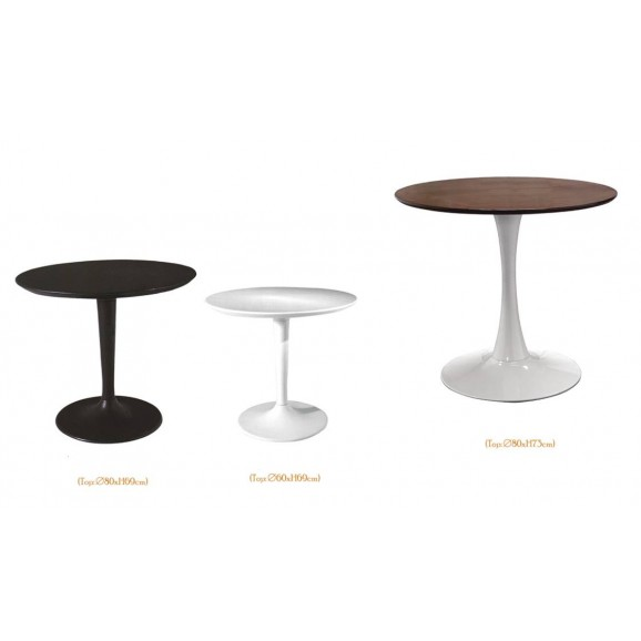Round Coffee/Side Table 1