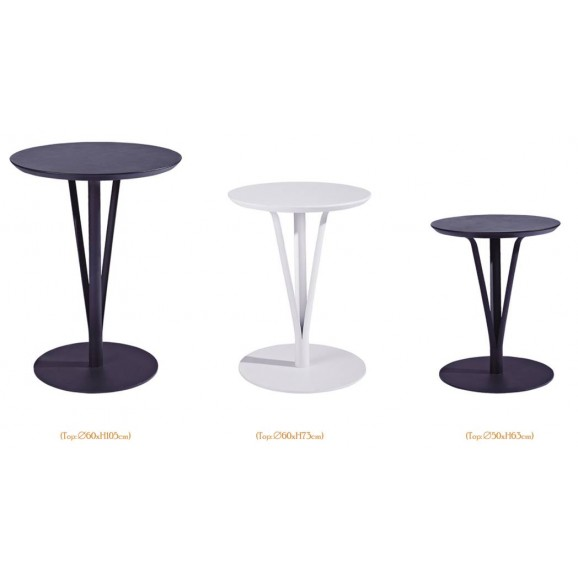 Round Coffee/Side Table 2