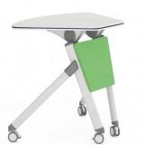 Fan Shaped Nestable Table ET-28