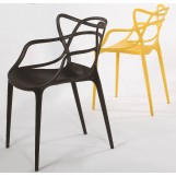 Polypropylene/ Acrylic Chair 4