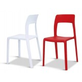 Polypropylene/ Acrylic Chair 5
